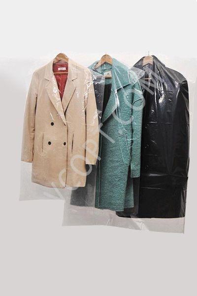 Прозрачный пакет для одежды