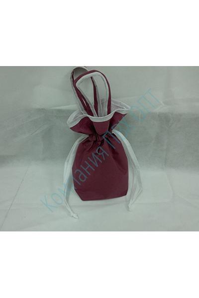 Мешок для новогодних подарков арт.2