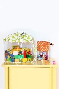 Сумка для хранения игрушек