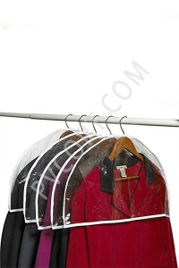 Наплечник ПВХ для хранения одежды