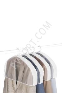 Наплечник ПВХ для хранения одежды арт.1