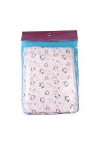 Упаковка-пакет для текстиля с люверсом