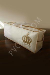 Упаковка для одеял и пледов с логотипом